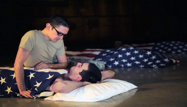 The Radicalisation of Bradley Manning. Photo by Kory Aversa