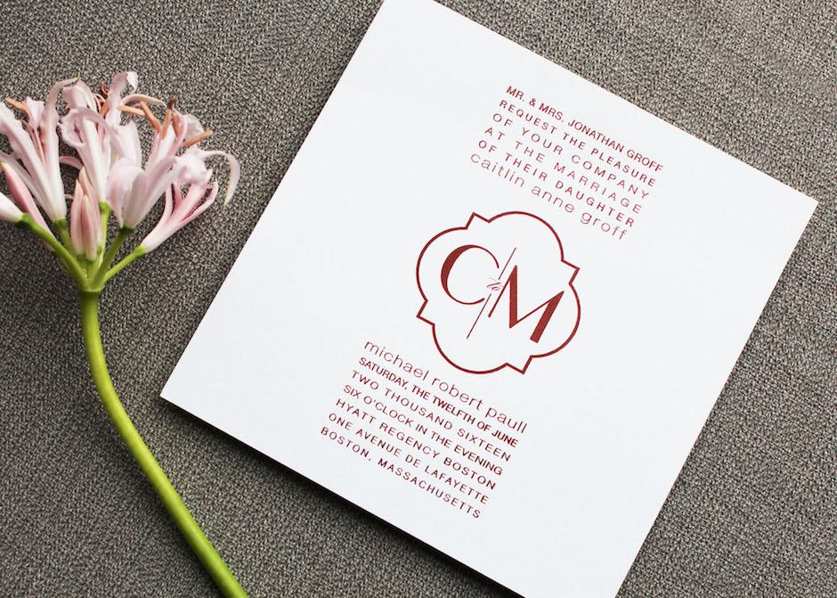 Caitlin invitation