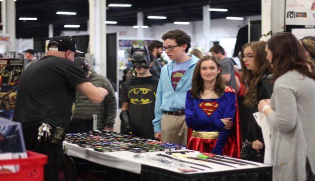 The Great Philadelphia Comic Con. Photo provided