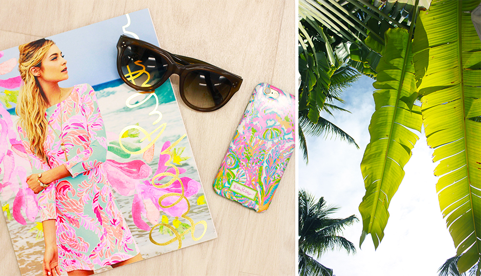 LILLY PULITZER DETAILS