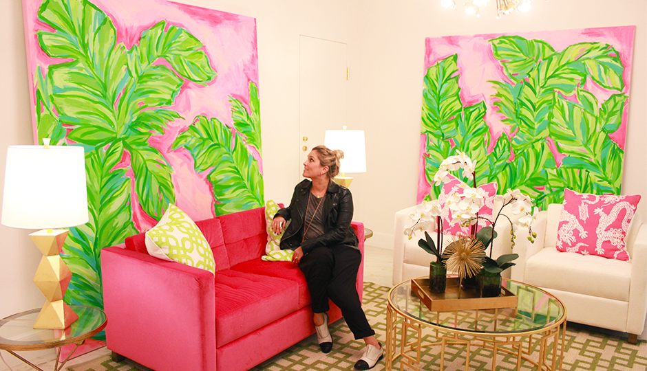 Lilly Pulitzer HQ