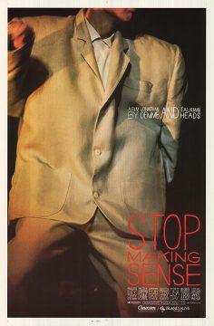 'Stop Making Sense'