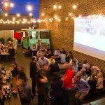 Memphis Taproom Beer Garden and Hot Dog Truck | Photo via Memphis Taproom