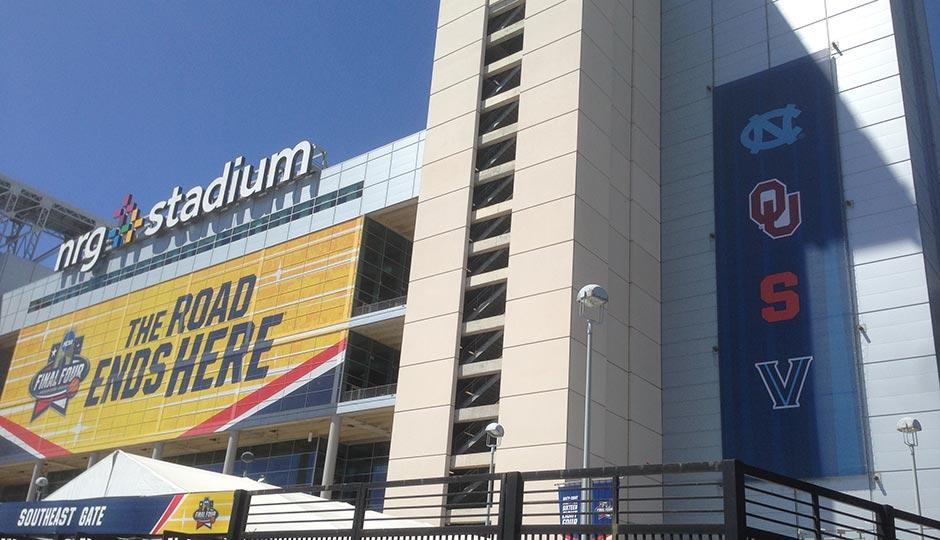 NRG Stadium. Photo   Matt Sheridan