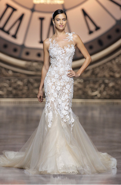 Vilen by Pronovias. Photo courtesy of the designer.