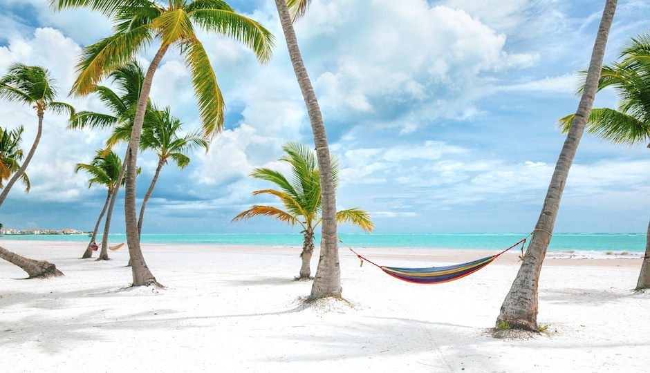 Hello, Punta Cana. iStockphoto.com/Audrey Danilovich