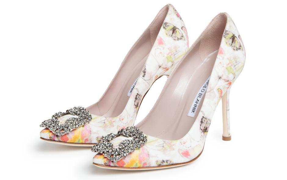 PW-romance shoes