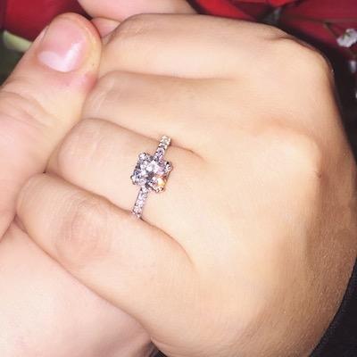 Anna's ring!