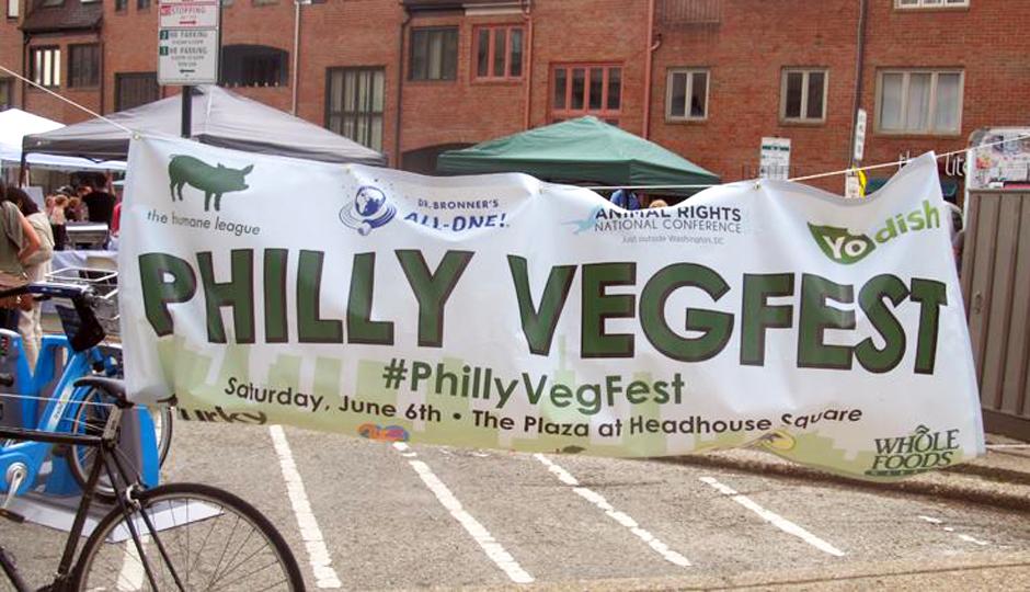 Philly VegFest 2015 | Photo via Facebook