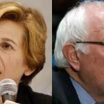 Randi Weingarten Bernie Sanders