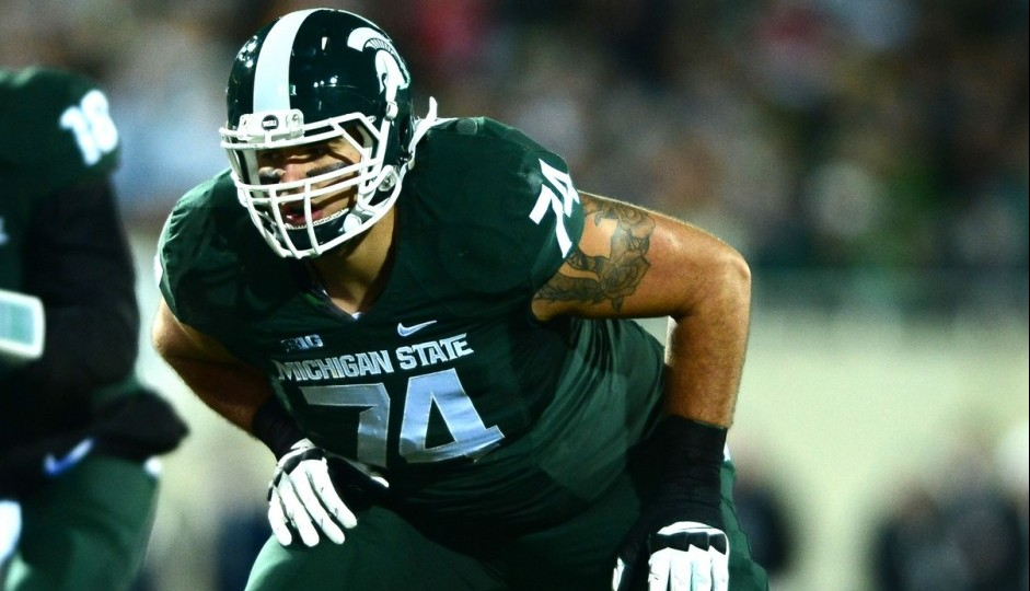 Jack Conklin. (USA Today Sports)