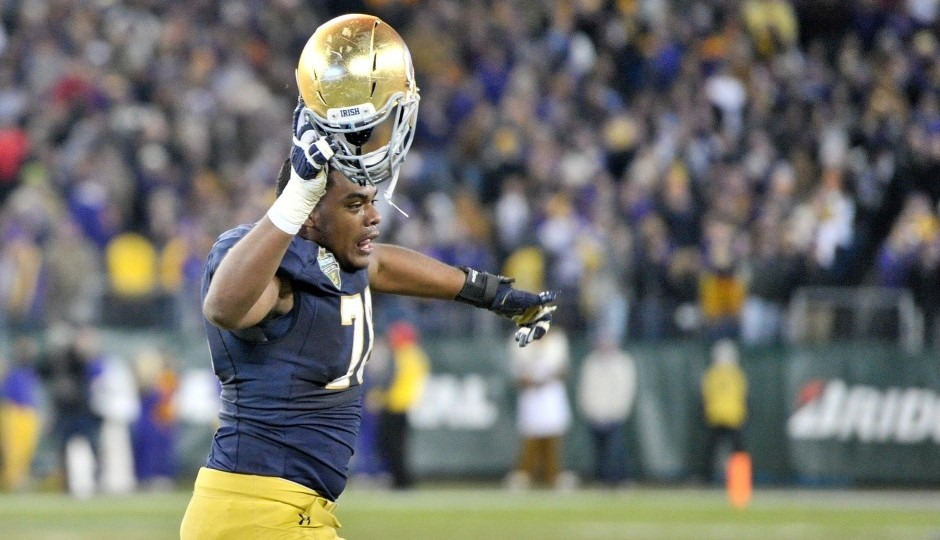 Ronnie Stanley. (USA Today Sports)