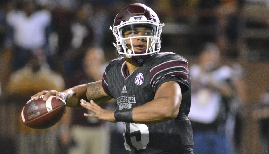 Dak Prescott. (USA Today Sports)