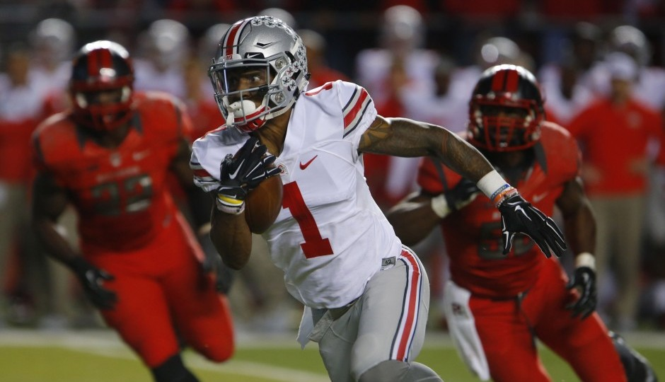 Braxton Miller. (USA Today Sports)