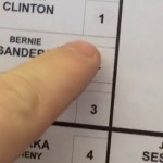 bernie-sanders-voting-machine