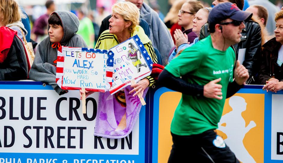 Broad Street Run | Photo by Jeff Fusco