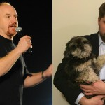 Louis C.K., Chip Chantry, Chip's dog