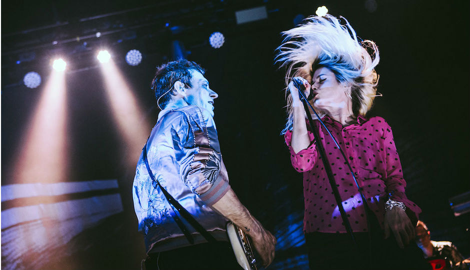The Kills [Photo by Chris Sikich]
