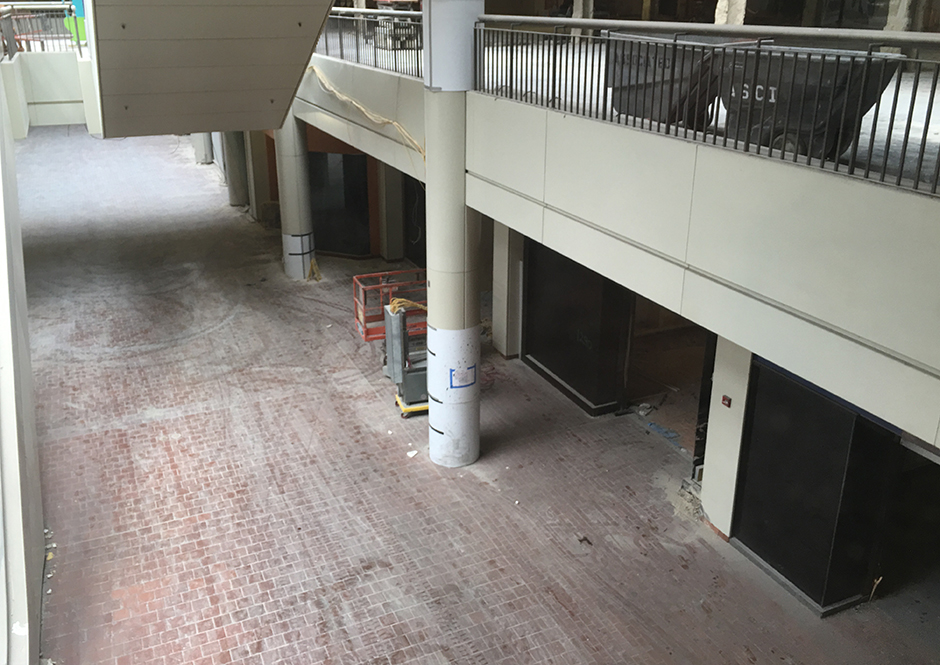 The Gallery - renovation