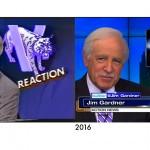 Jim Gardner - Action News - 1985 - 2016 Villanova