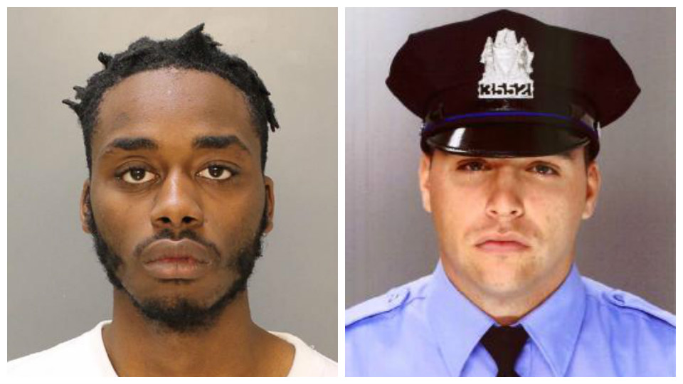 Left: Scott Griffin Right: Officer James McCullough