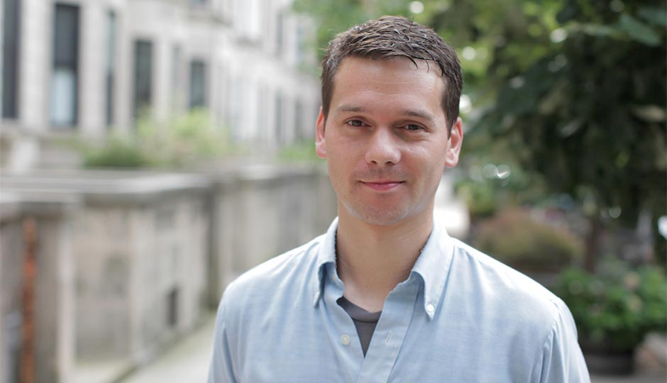 Jeremy Saulnier, director of Green Room.