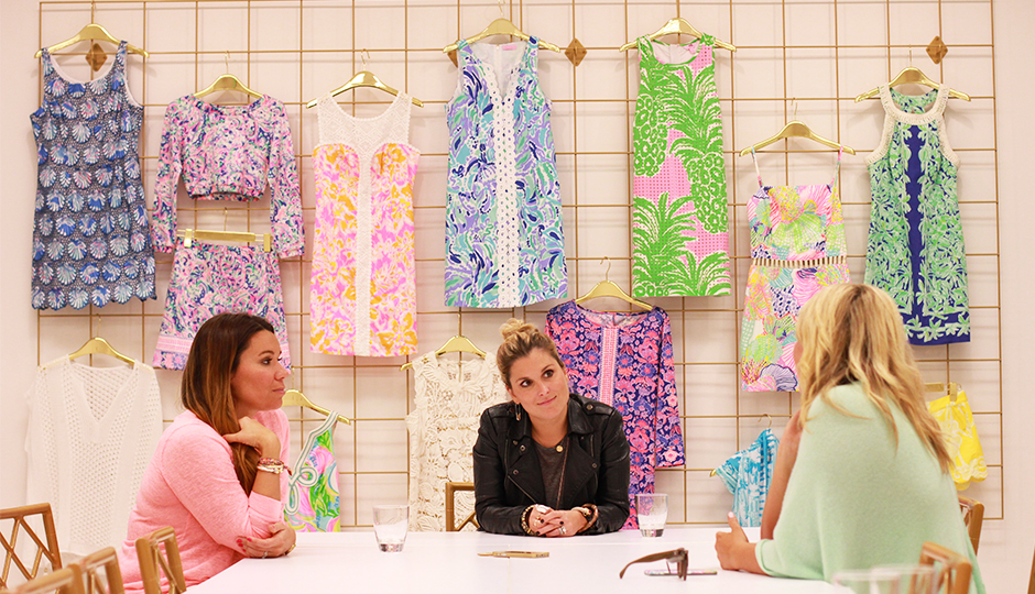 lilly pulitzer design table