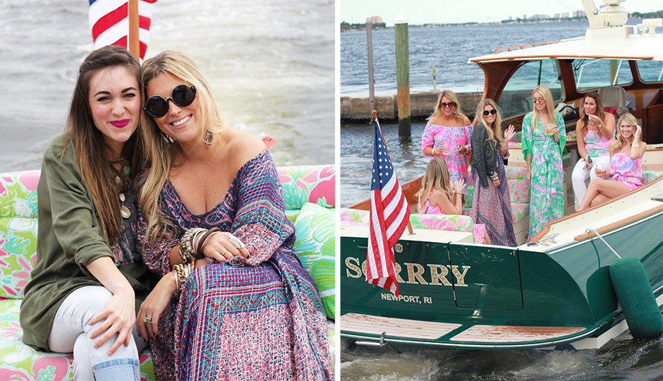 lilly pulitzer yacht