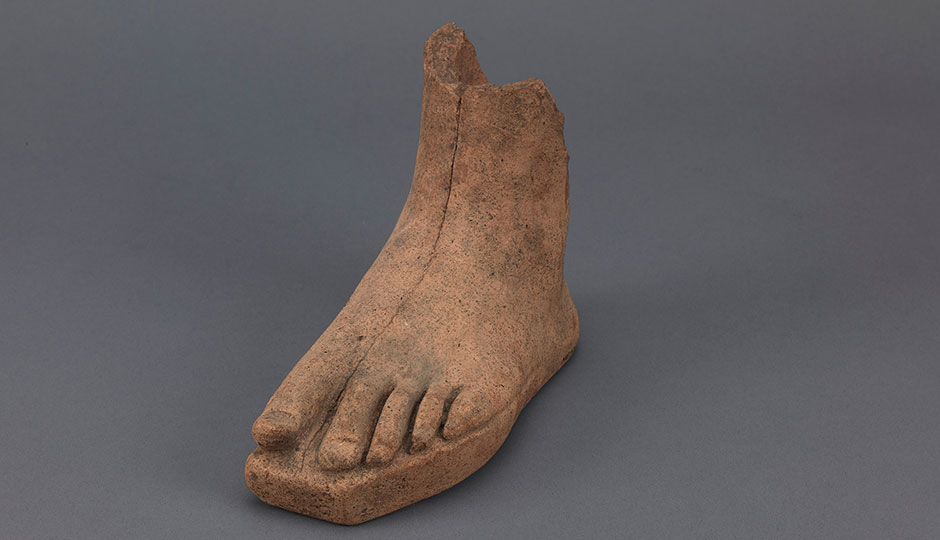 Magic foot