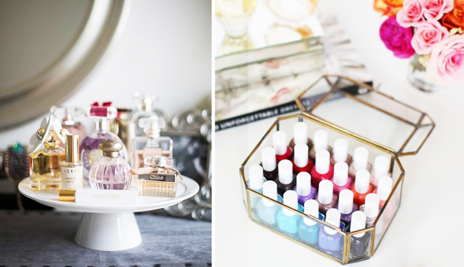 Talk 18 Gorgeous Ways To Organize Your Vanity Philadelphia