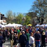 outdoor festivals flea markets