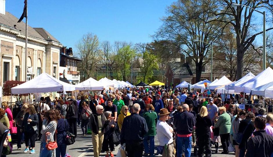 Outdoor Festivals Flea Markets