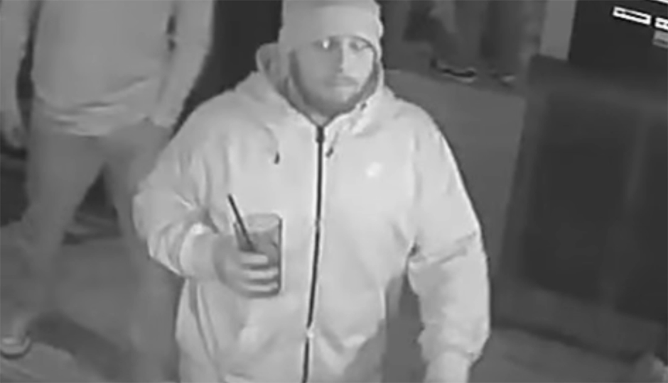 Paddy Whacks pub assault suspect