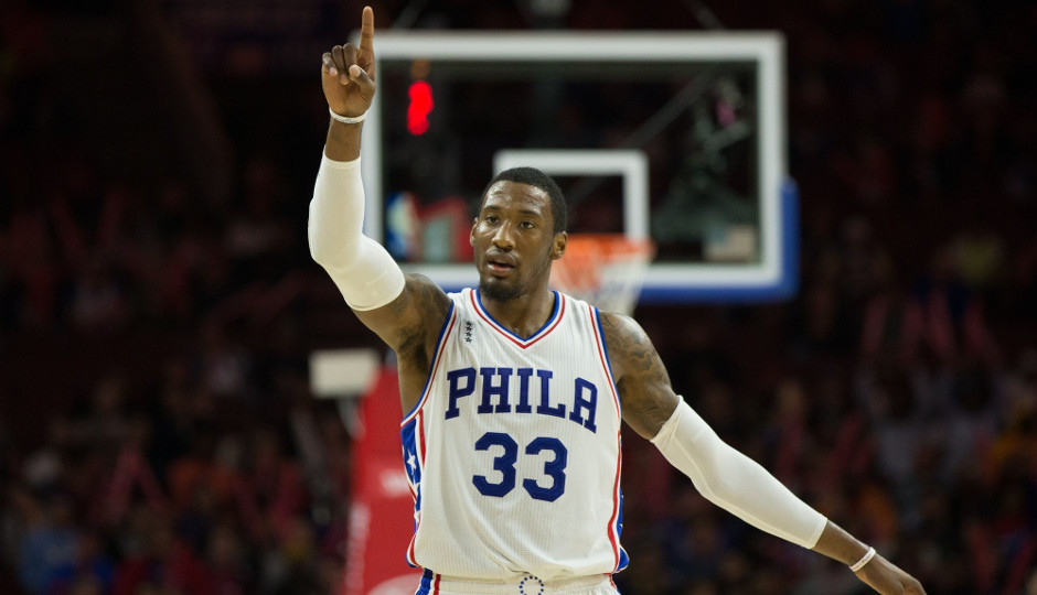 Robert Covington averaged 25 points per game over the Sixers last 4 games | Bill Streicher-USA TODAY Sports