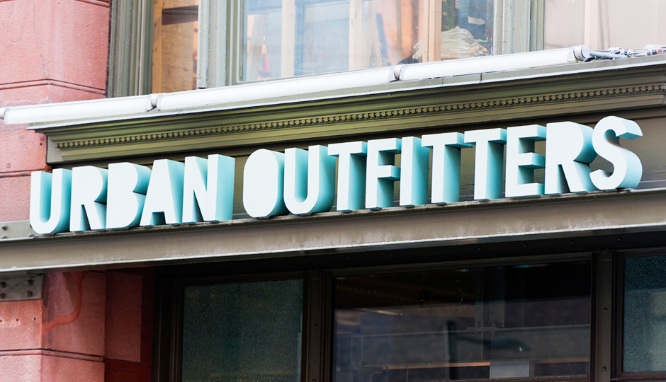 urban outfitters taking over KOP