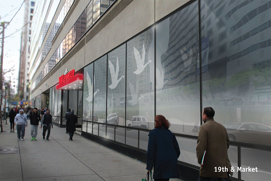 Wawa - 19th and market rendering