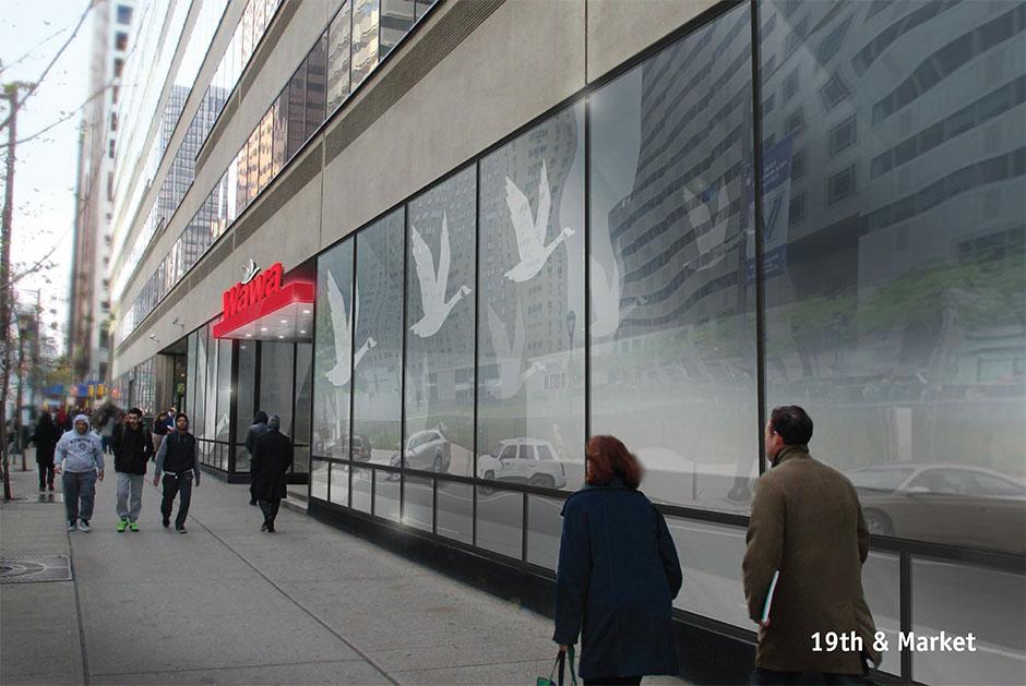 Wawa - 19th and market rendering
