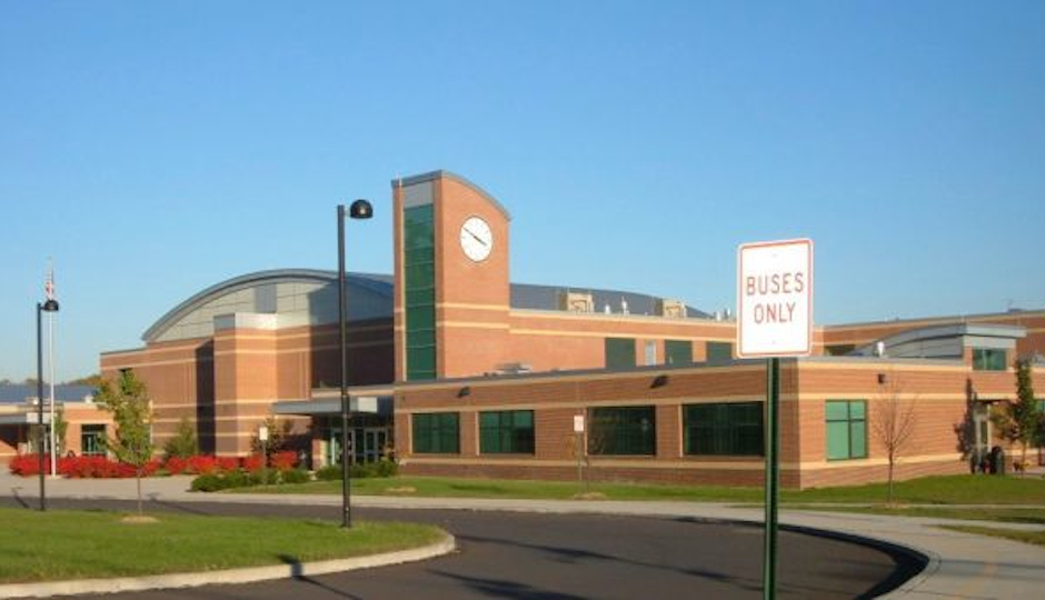 Copper Beech Elementary is one of the schools affected by the whooping cough outbreak in the Abington School District. (Photo via Abington School District)