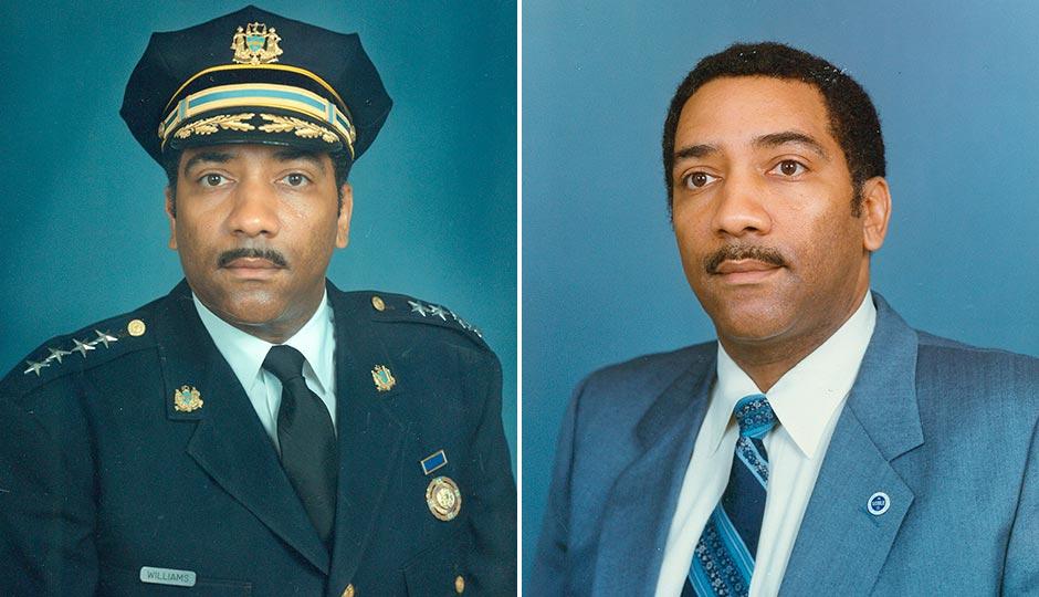 Willie Williams. Photos   Philadelphia Police Department