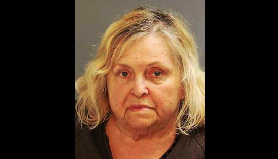 Pottstown fugitive Janet Harden in her new mugshot photo.