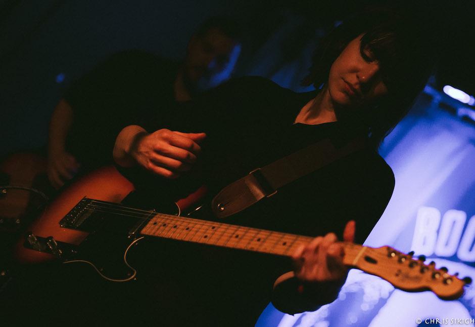 Laura Stevenson  [Photo by Chris Sikich]