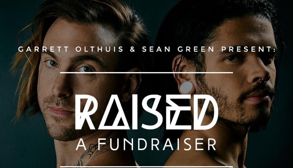 RAISED is a fundraising event to benefit a production in this year's 2016 Fringe Arts Festival.