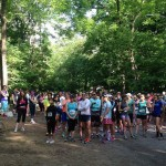 Runners at Fairmount Park | Photo via Facebook
