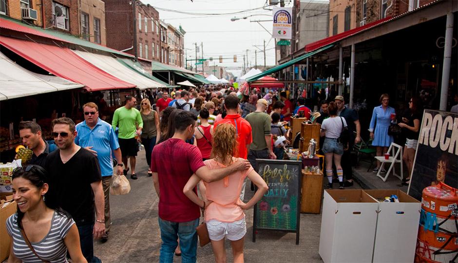Italian Market Festival will go on all weekend | M. Fischetti for Visit Philadelphia