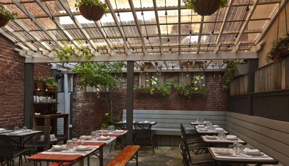 12 Hidden Outdoor Dining Spots In Philadelphia Foobooz