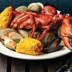 Lobster bake at Quahog's Seafood Shack, Stone Harbor | Photo by Jason Varney