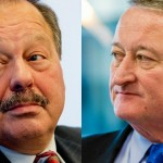 L to R: Nelson Diaz and Jim Kenney | Photos by Jeff Fusco