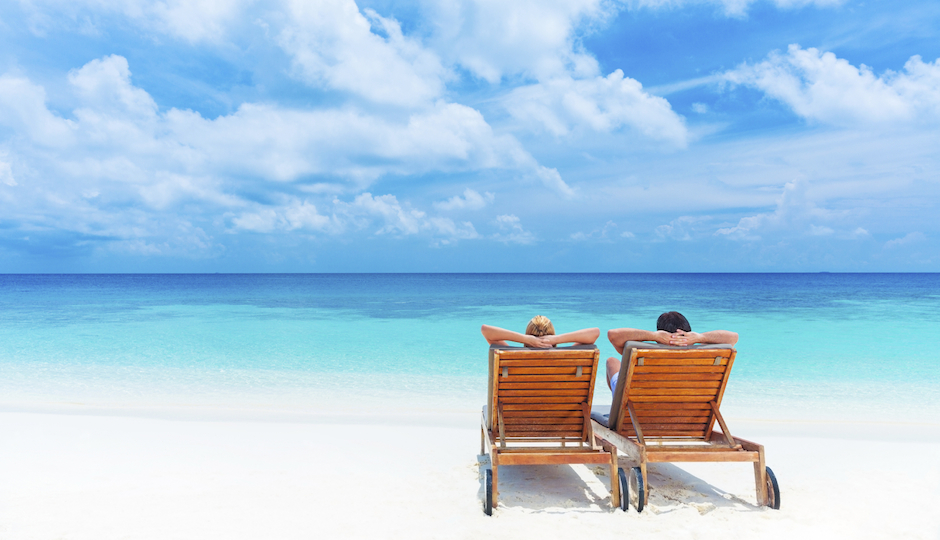 Why Science Says You Should Take a Beach Honeymoon ...