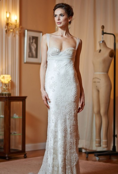 One of Janice Martin's couture creations.