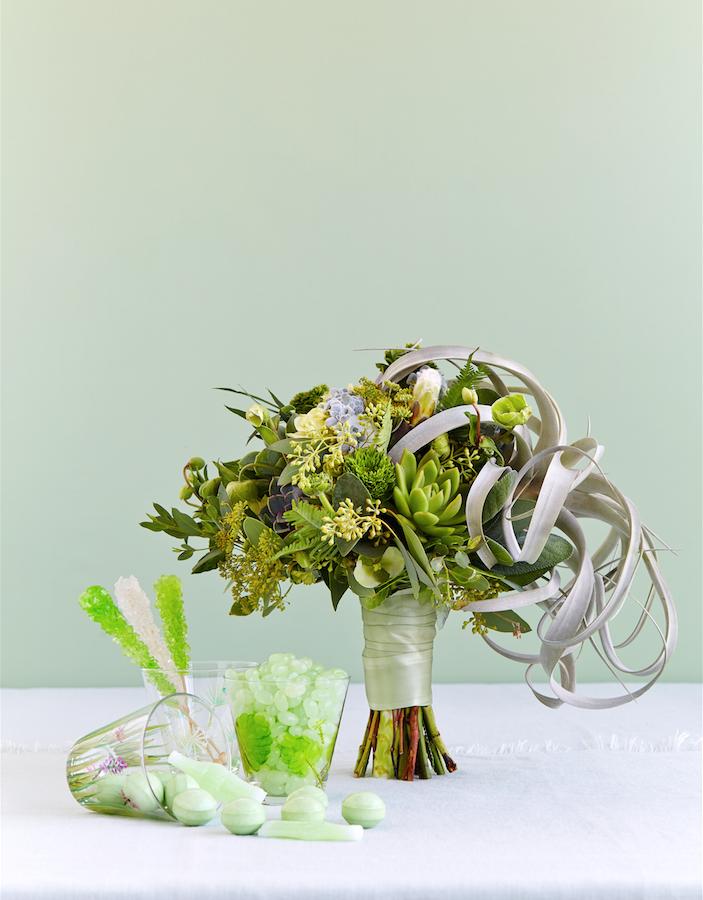 PW-mint flowers